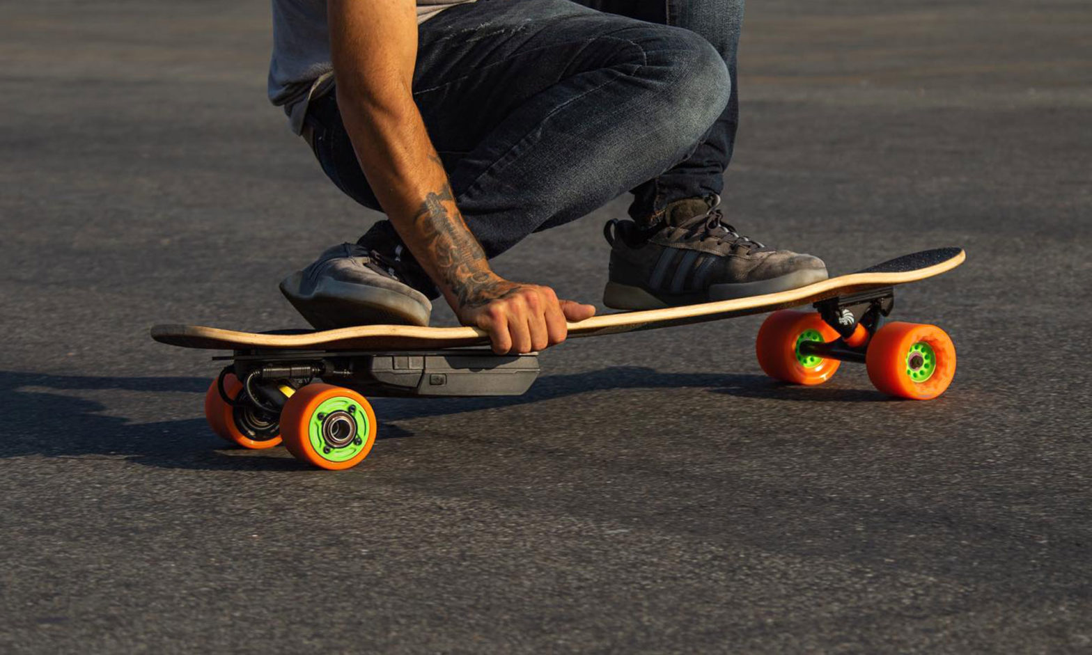 Unlimited x Loaded Electric Skateboards