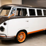 Volkswagen 'Type 20' Concept Vehicle Melts Retro Design With Technology