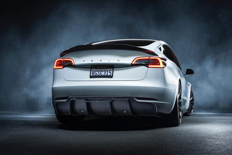 Vorsteiner Tesla Model 3 Body Kit