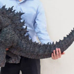 Like The Fictional <em>Kaiju</em>, The X-Plus Gigantic Series <em>Godzilla</em> Is A Monster Of The Toys