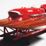 The One And Only Racing Boat To Have Ever Been Powered By Scuderia Ferrari Is Up For Grab