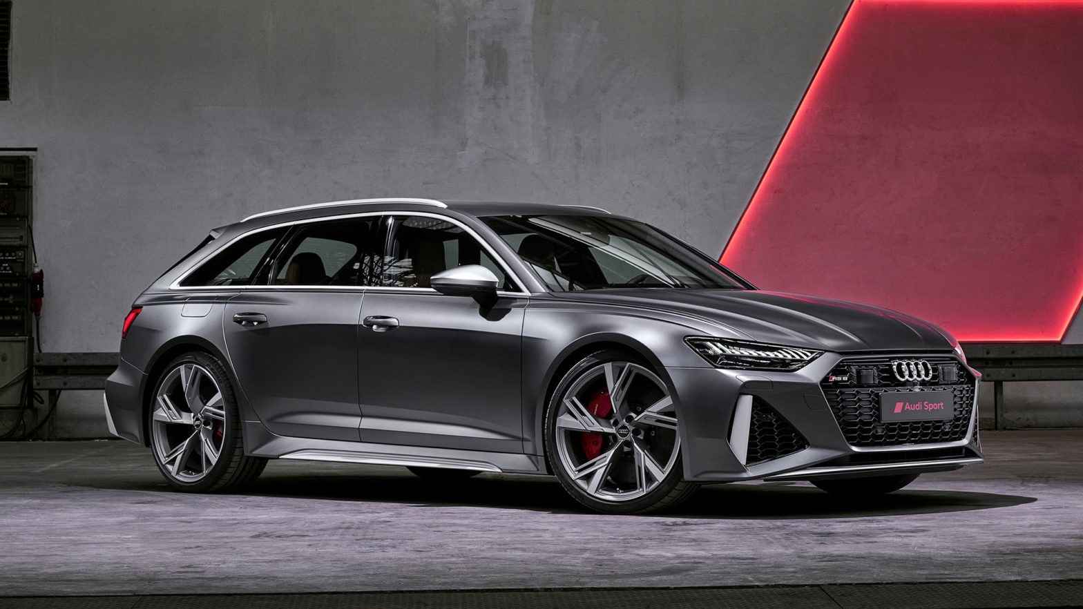 2020 Audi RS 6 Avant For US