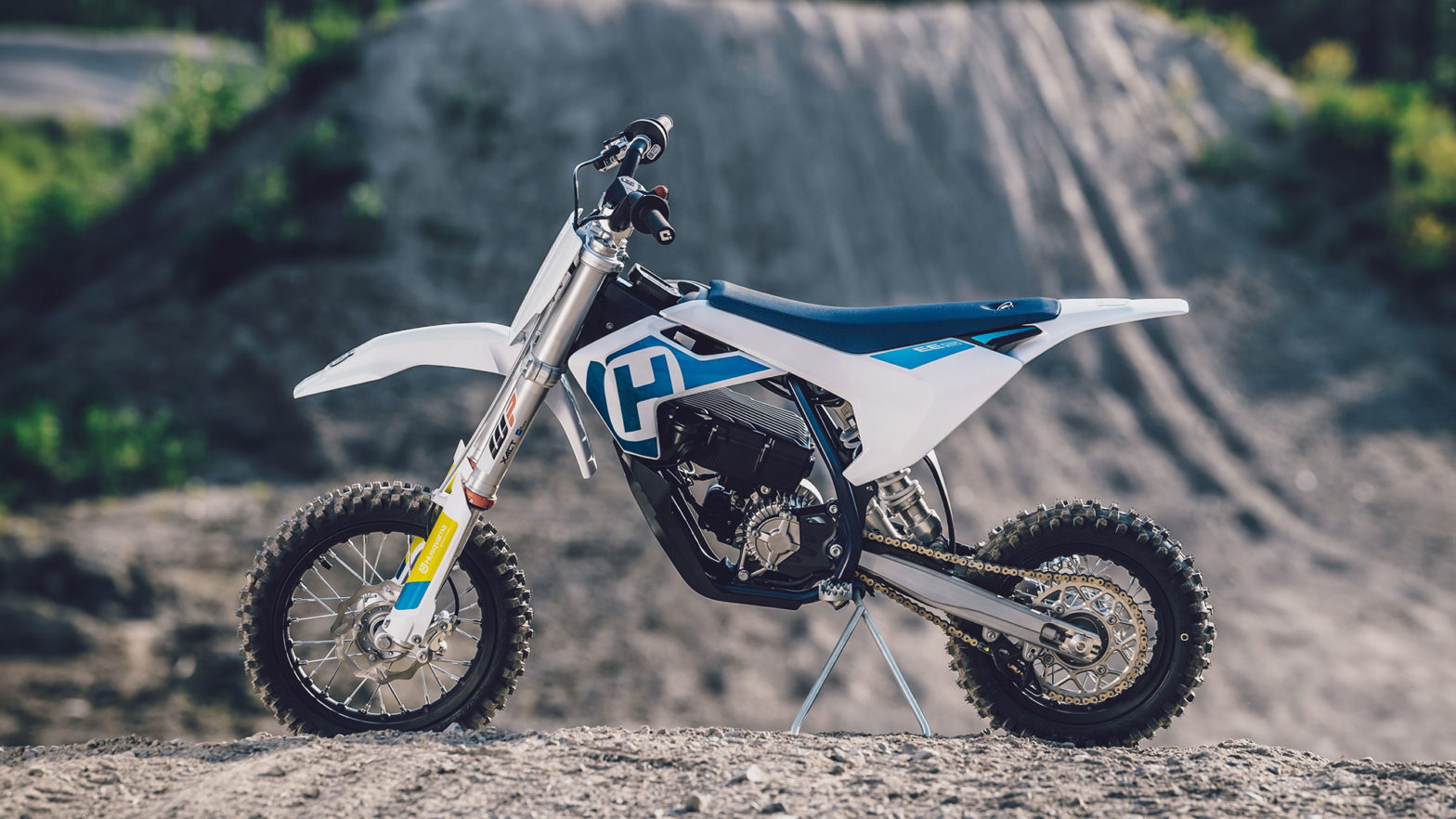 2020 Husqvarna EE 5 Electric Dirt Bike