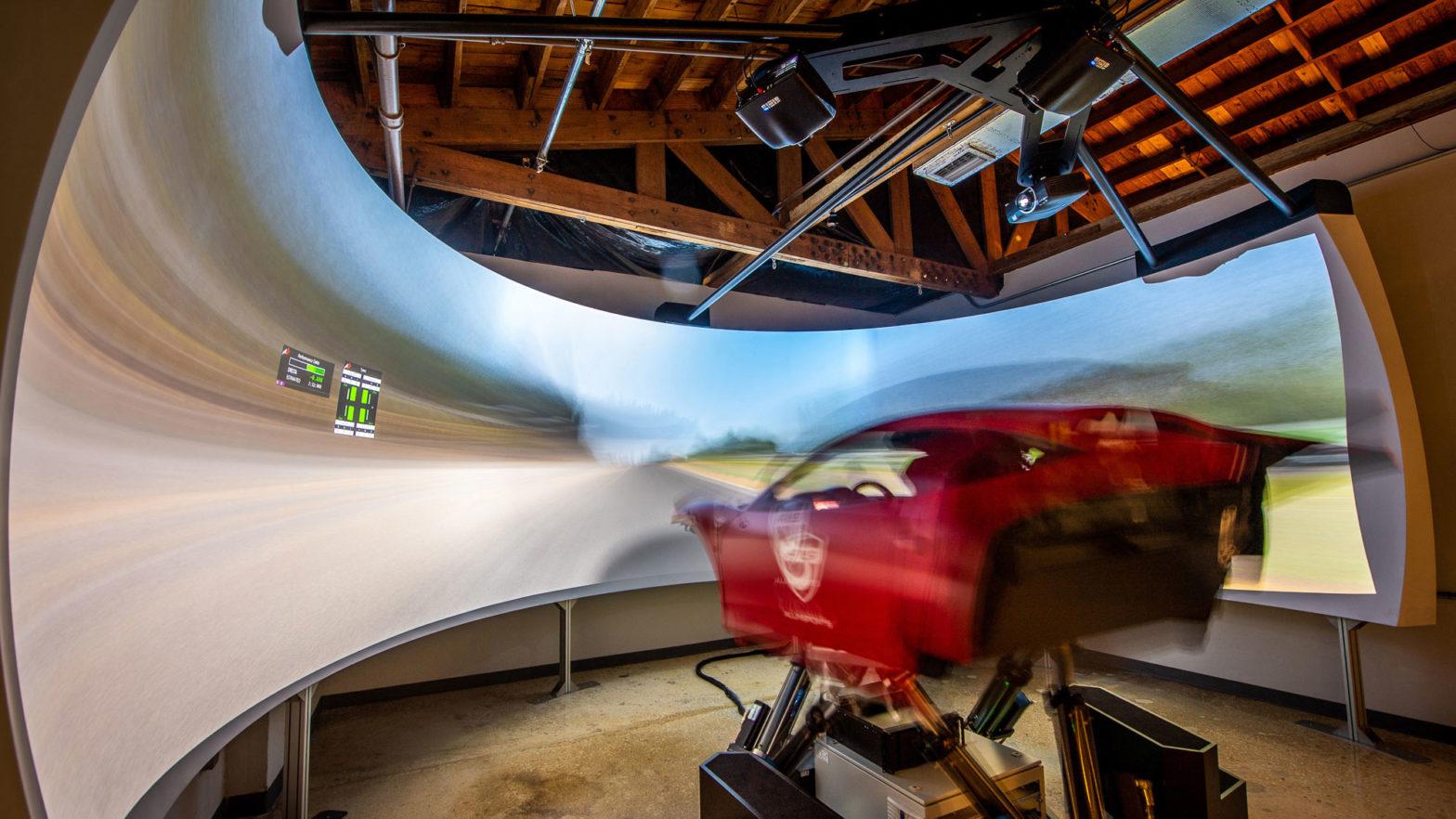Allinsports Pro Racing Simulator