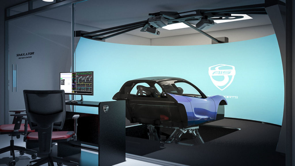 Allinsports Pro Racing Simulator