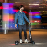 Audi's Planned E-Scooter Is A Mashed Up Of A Skateboard And A Scooter