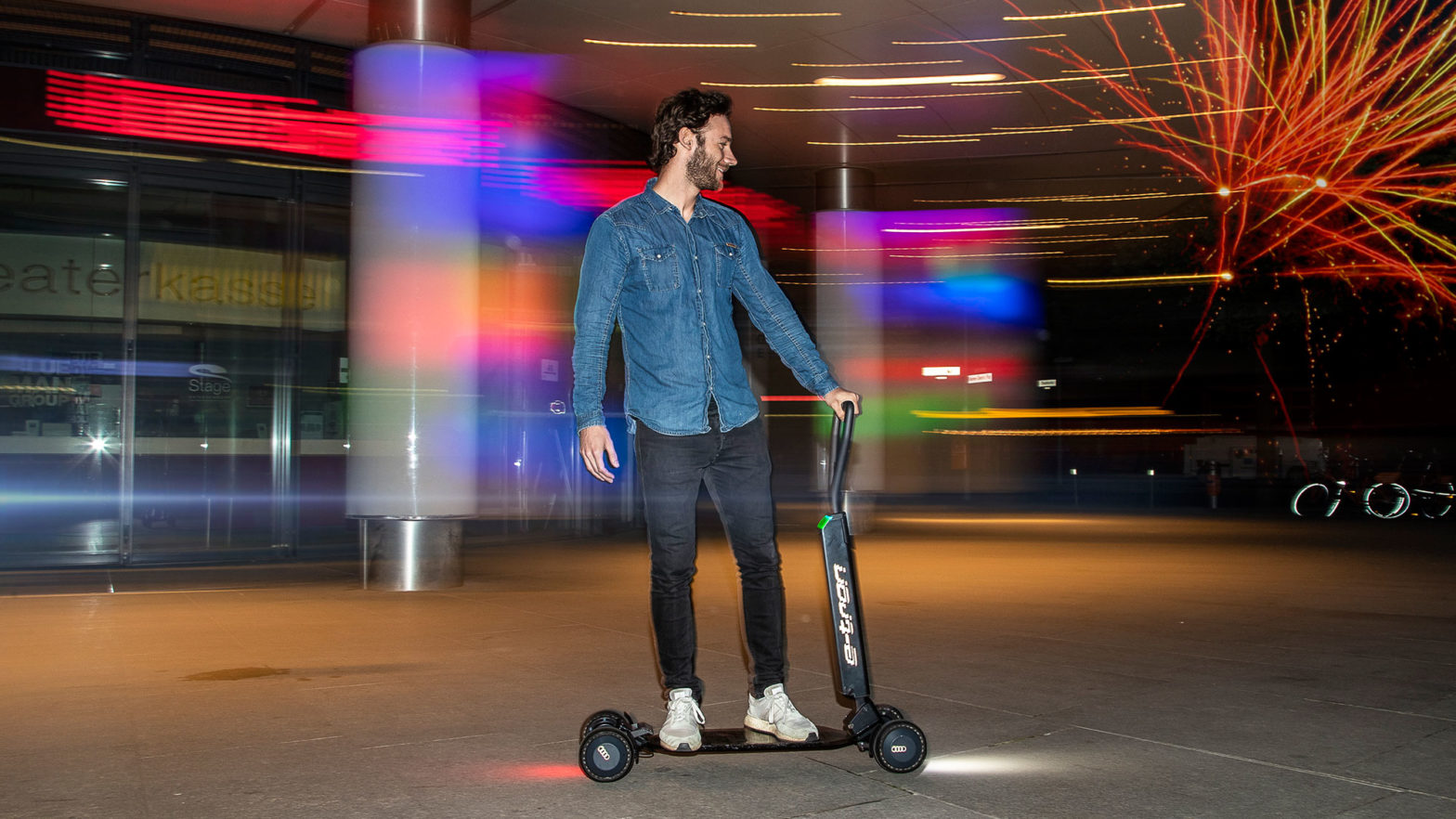 Audi e-tron Scooter Electric Scooter