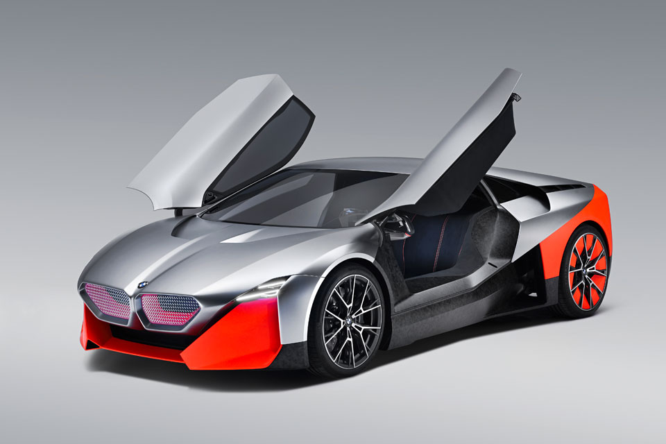 BMW Vision M Next Concept Car