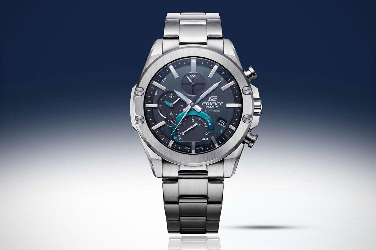 CASIO EDIFICE EQB1000D-1A Wrist Watch