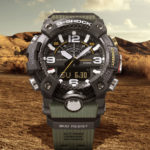 CASIO's New G-Shock Master Of G Mudmaster Is Perfect For Those With Bear Grylls Kind Of Lifestyle