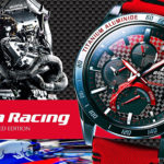 Casio Unveiled New EDIFICE Honda Racing And Scuderia Toro Rosso F1 Timepieces
