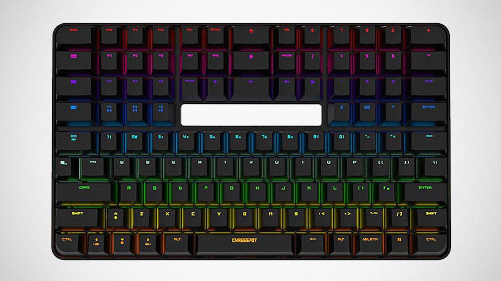 Chassepot Keyboard C1000 Pro