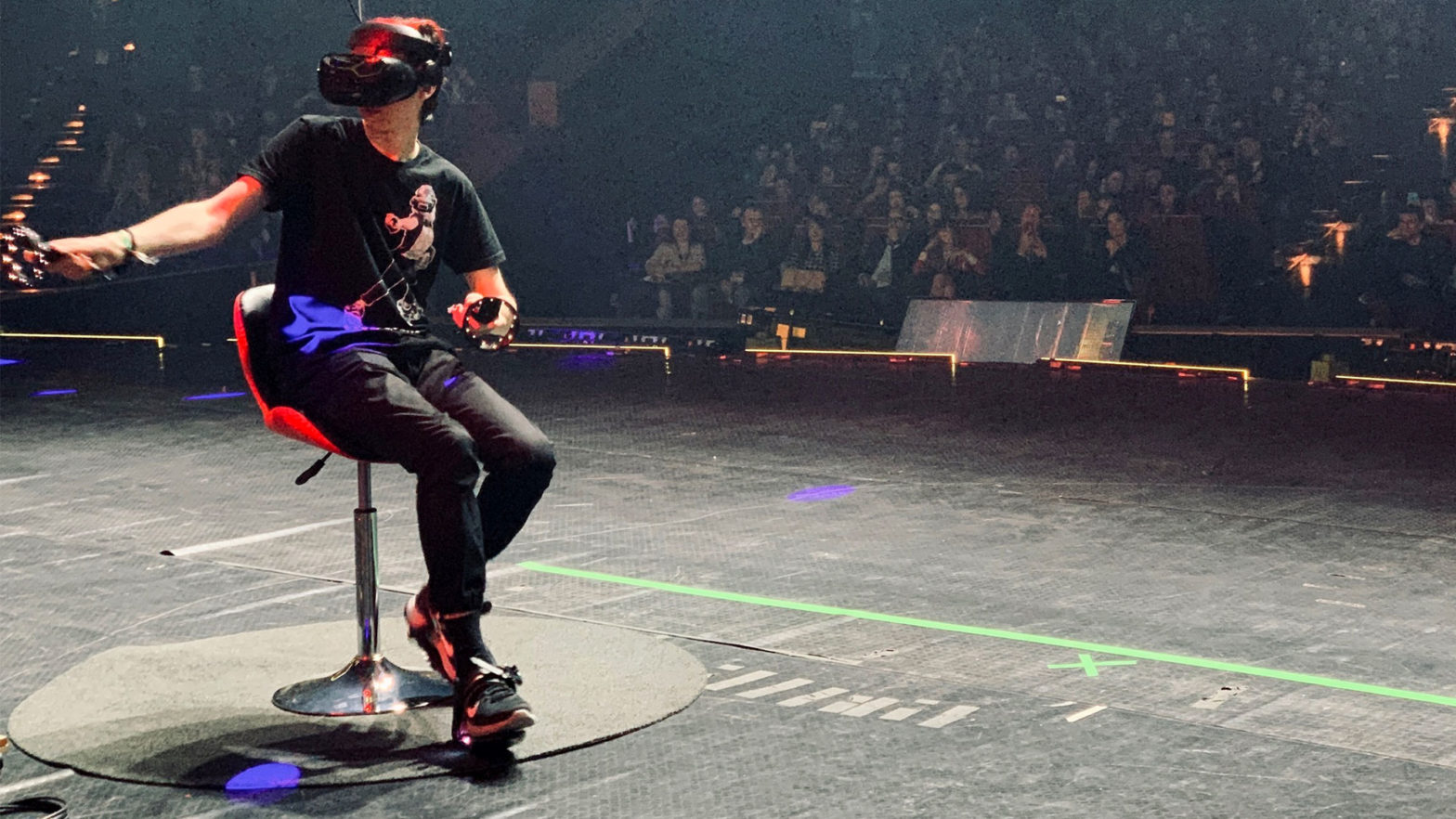Cybershoes Shoes For VR Gaming