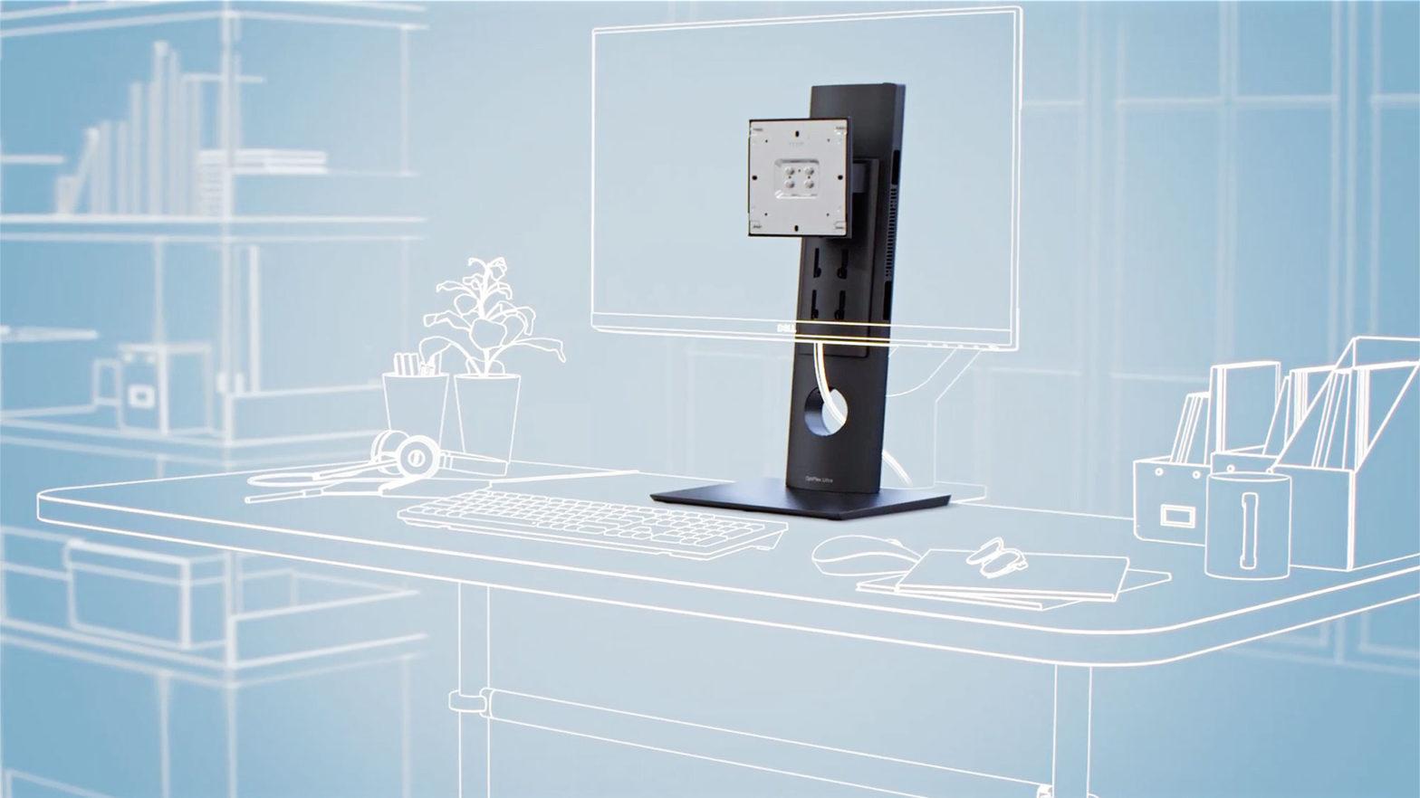 DELL OptiPlex 7070 Ultra PC