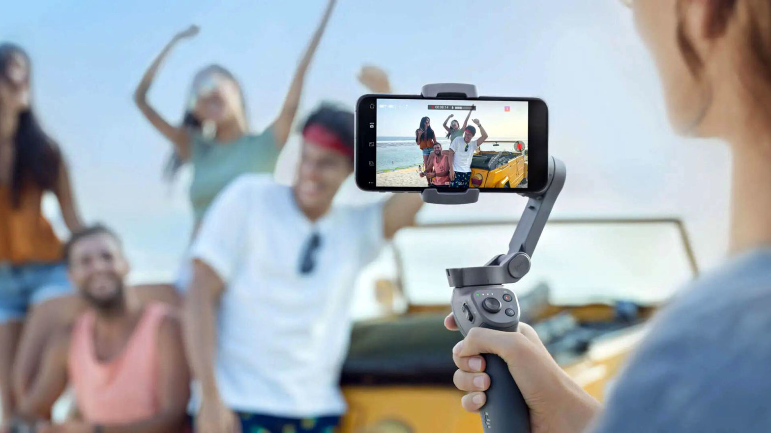 DJI OSMO Mobile 3 Foldable Mobile Gimbal