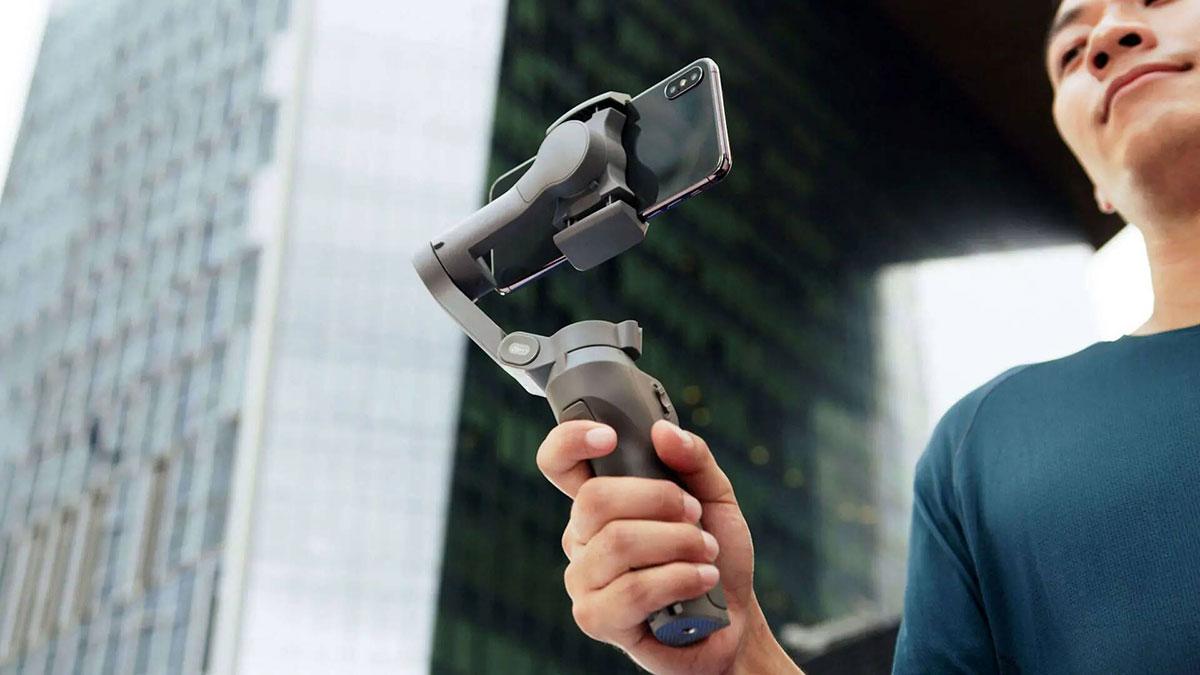 DJI OSMO Mobile 3 Foldable Mobile Gimbal