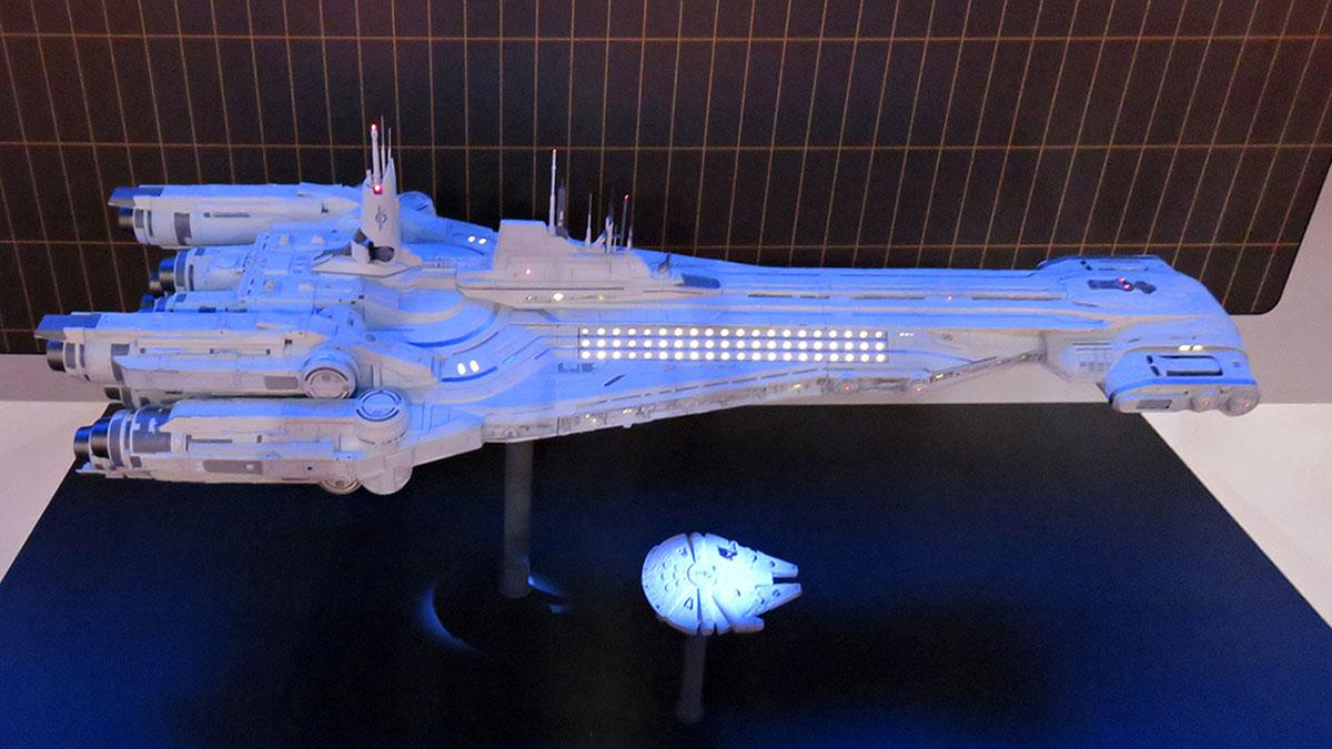 Disneyland Star Wars Galactic Cruiser Hotel