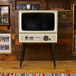 Doshisha Vintage Design HD LCD TV Is For Those Who Would Sacrifice Sleek For Nostalgia