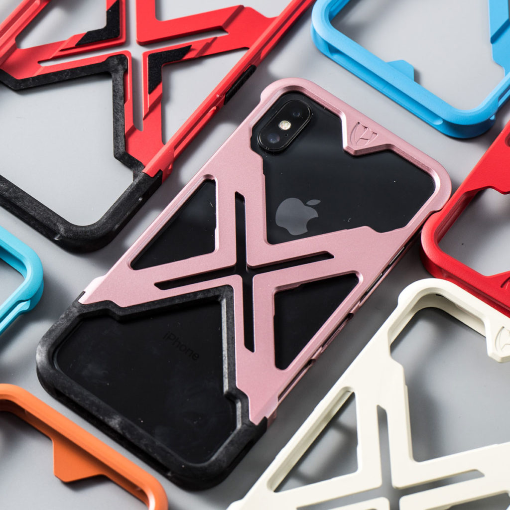 ExoArmor Magnesium iPhone Case