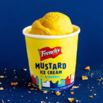 Mustard Ice Cream Is Finally A Thing And It Is Not Served With Hot Dogs