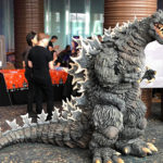 This <em>Godzilla</em> Cosplay Is So Spot On That You May Mistaken It For An Actual Movie Prop