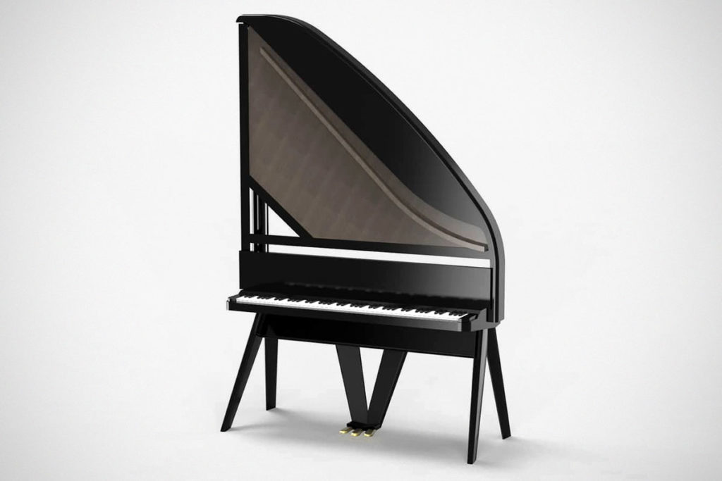 Future Piano The Standing Grand