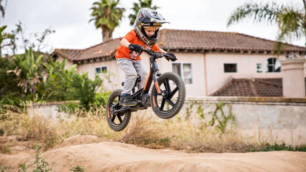 Harley-Davidson Electric Balance Bikes