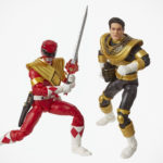 Hasbro <em>Power Rangers</em> Lightning Collection Mighty Morphin Red And Zeo Gold Ranger Action Figures
