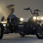 Indian Motorcycle With Wood-Fired Grill Sidecar Takes Mobile BBQ To The Next Level Of Cool