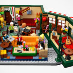 LEGO Ideas Central Perk Based On NBC Sitcom <em>Friends</em> Will Be Available Starting Next Month