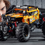 LEGO Technic 4X4 X-treme Off-Roader Is Likely LEGO's Most Extreme RC Technic Ever