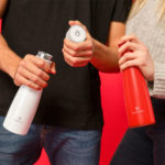LIZ Is A New Smart Bottle That Touts Self-Cleaning Capability