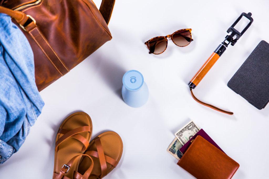 LIZ Smart Self-cleaning Bottle