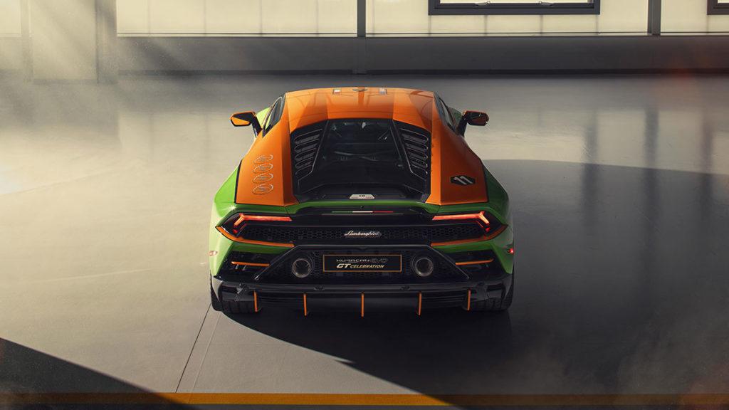 Lamborghini Huracán EVO GT Celebration
