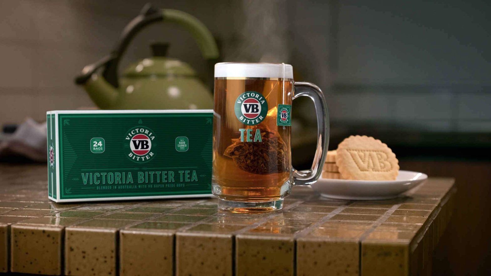 Limited Edition Victoria Bitter Tea