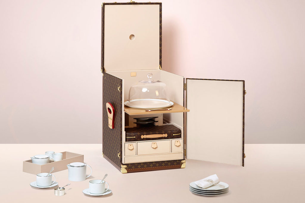 Louis Vuitton Afternoon Tea Trunk