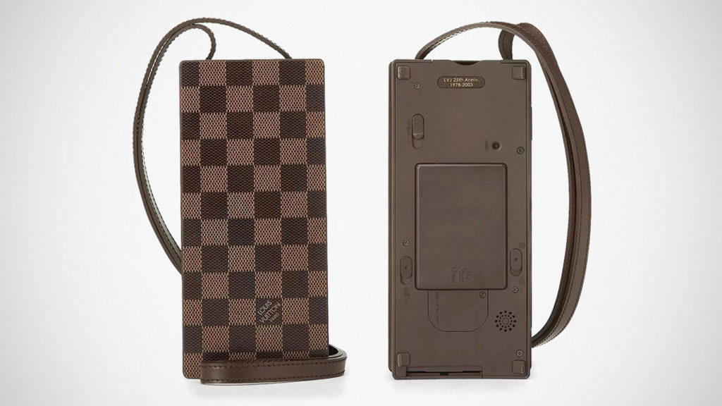 Louis Vuitton Handheld Windows Computer