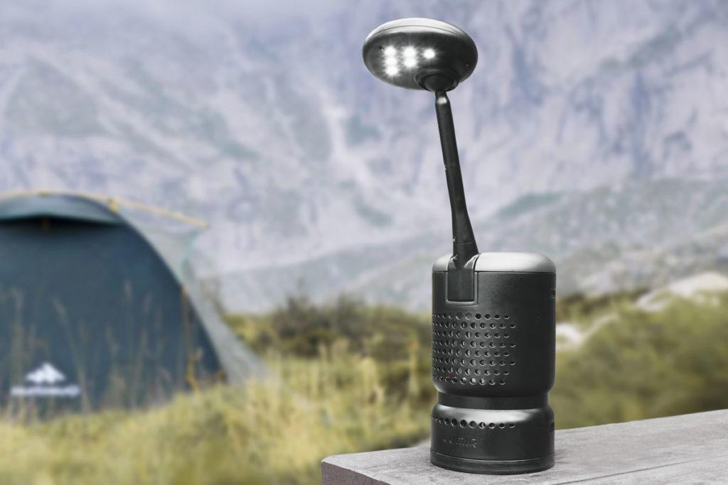Lumir K Cooking Oil-powered LED Lamp