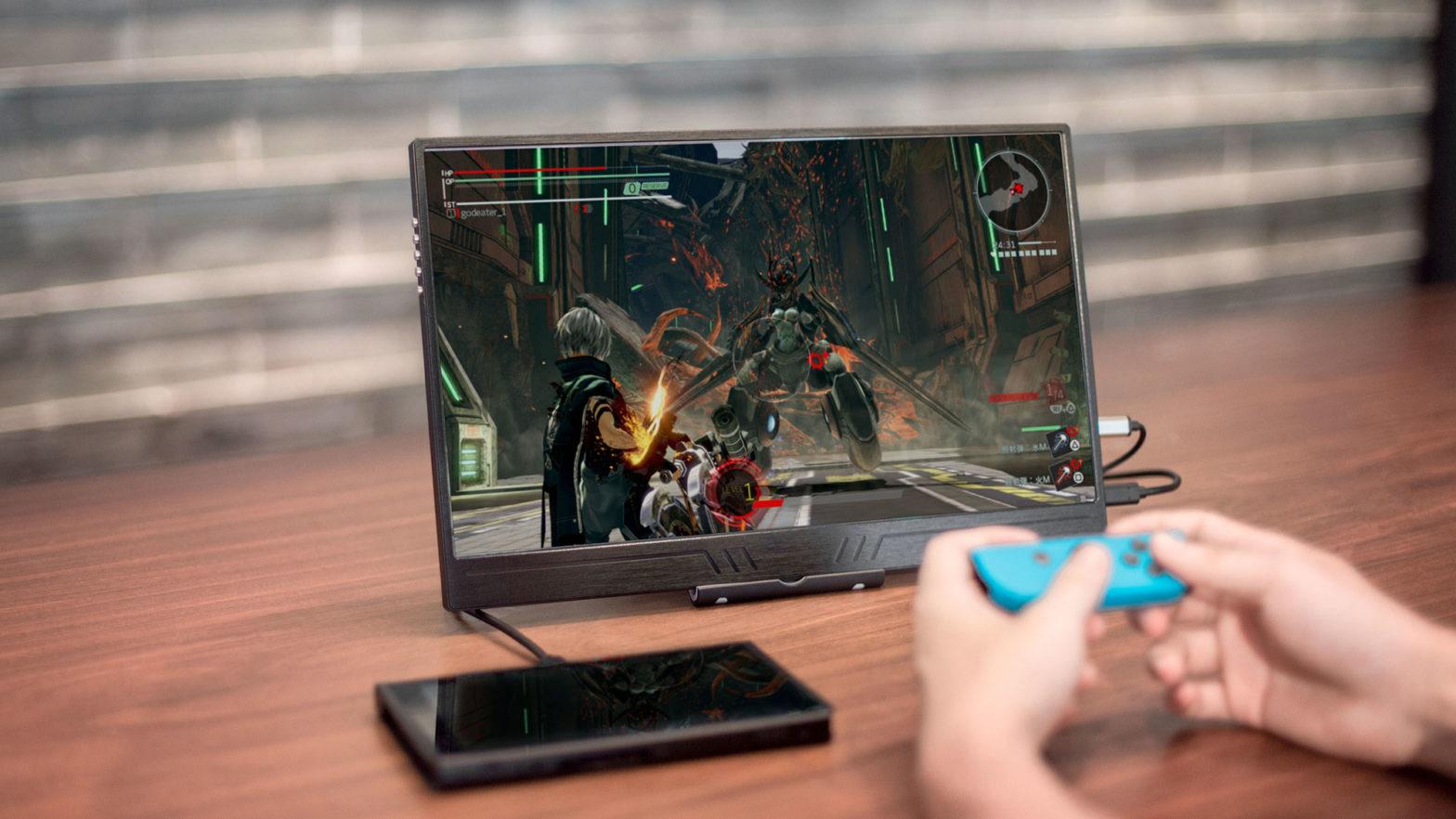 MageDok Portable Gaming Monitor