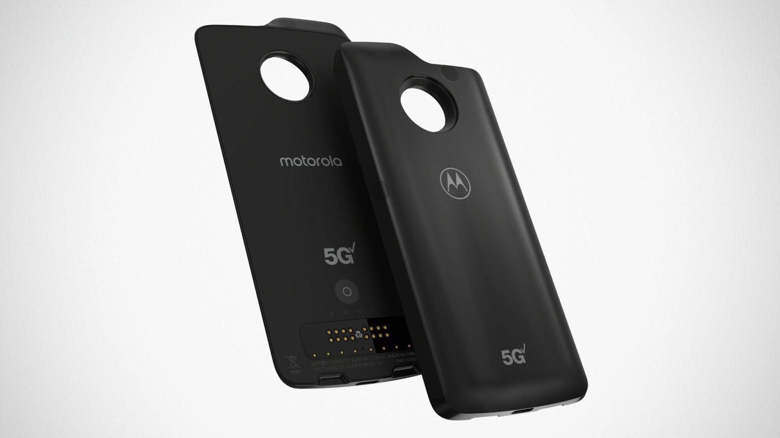 Motorola Moto Z2 Force 5G