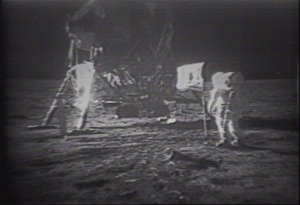 NASA Videotape Recordings of Moon Landing Auctioned