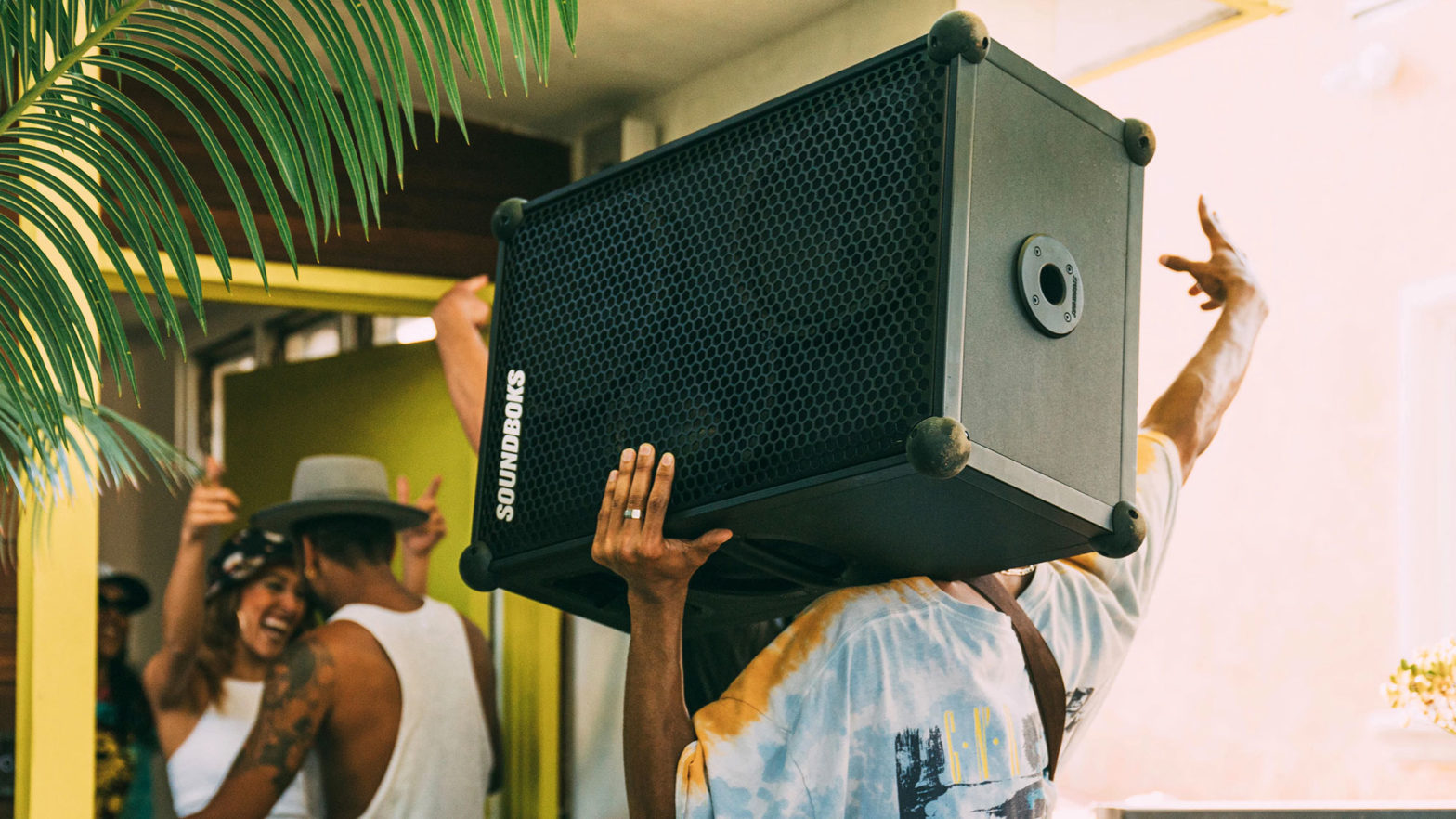 New SOUNDBOKS Bluetooth Speaker