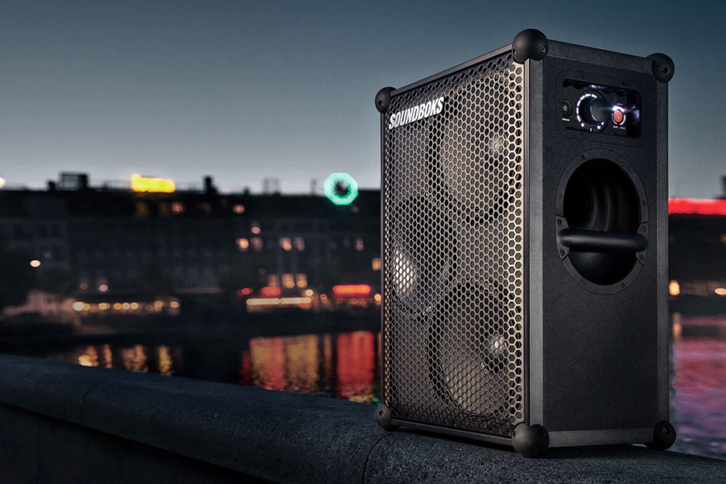 New SOUNDBOKS Bluetooth Speaker