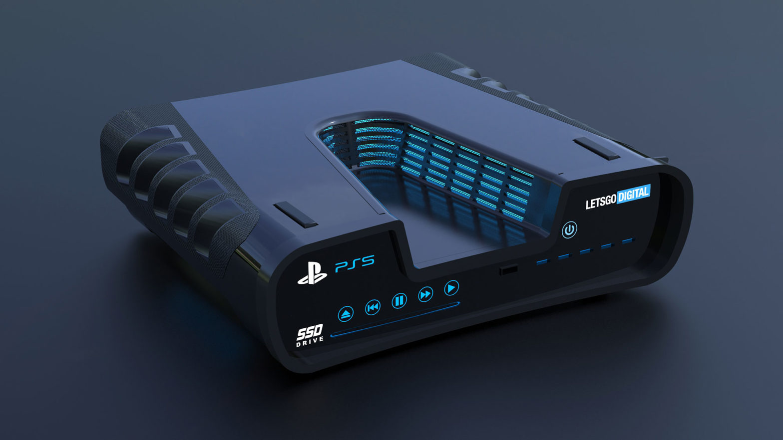 Playstation 5 Dev Kit Render Leaked