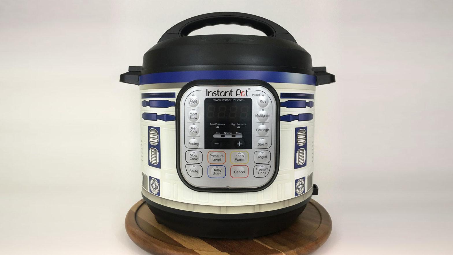 R2-D2 Instant Pot Wrap