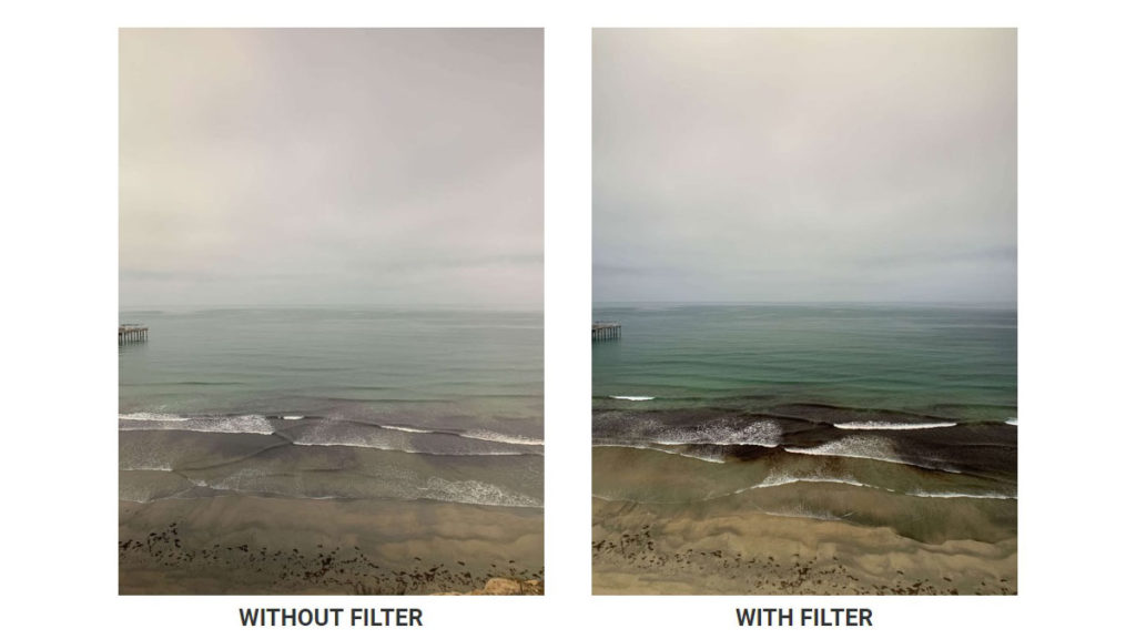SANDMARC Hybrid Filters for iPhone
