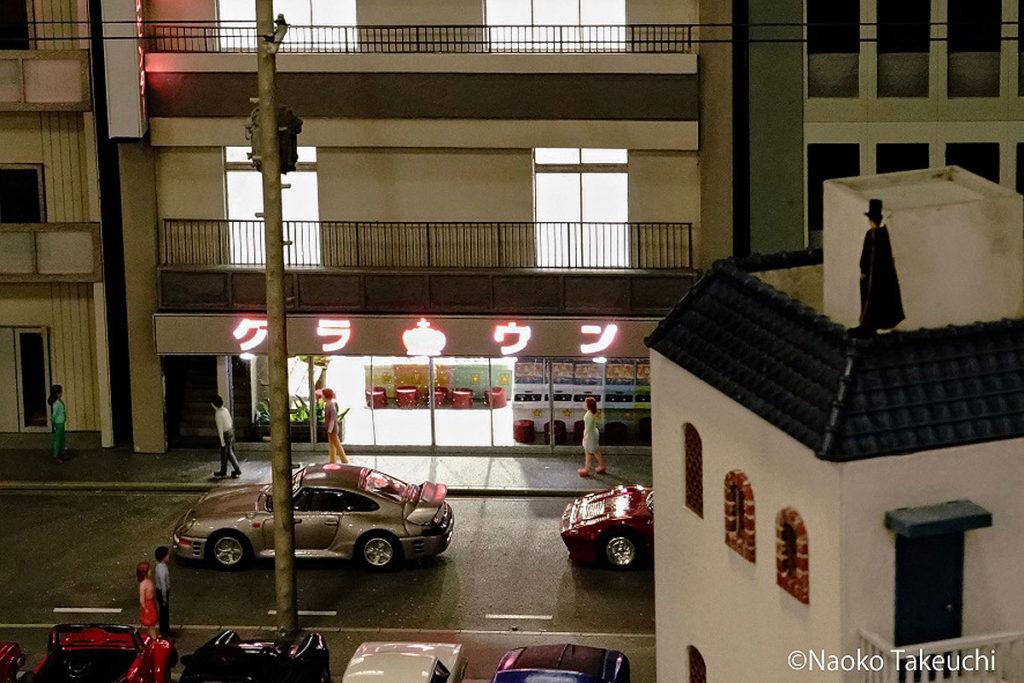 Small Worlds Miniature Evangelion's Tokyo-3