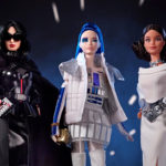<em>Star Wars</em> Barbie Dolls Look More Like Barbie Ready For Fashion Show In The Galaxy Far, Far Away