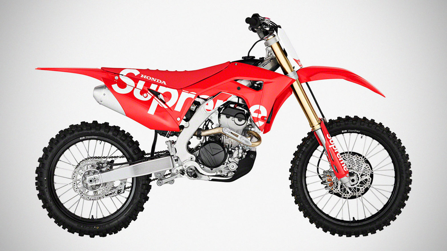 Supreme x Honda CRF 250R Motorcycle