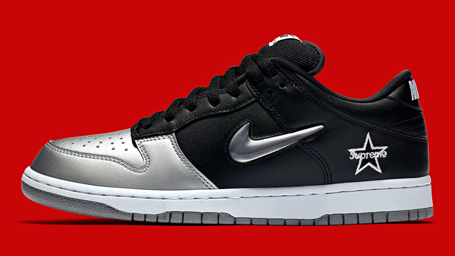 Supreme x Nike SB Dunk Low Sneakers